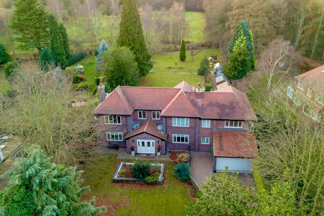 Thumbnail Detached house for sale in 10 Ordsall Road, Retford, Nottinghamshire