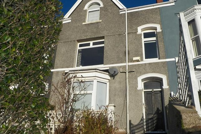 Thumbnail Flat for sale in Richmond Road, Uplands, Swansea