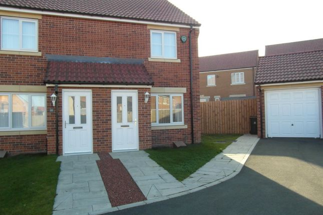Thumbnail Mews house to rent in Ridley Gardens, Earsdon View