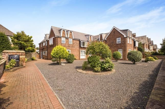 Thumbnail Flat for sale in St. Cuthberts Court, 26 Church Road, Lytham St. Annes, Lancashire