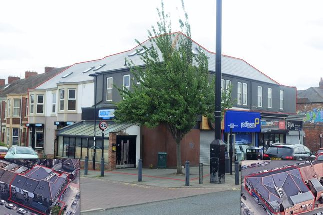 Thumbnail Commercial property for sale in 226 Chillingham Road, Heaton, Newcastle Upon Tyne