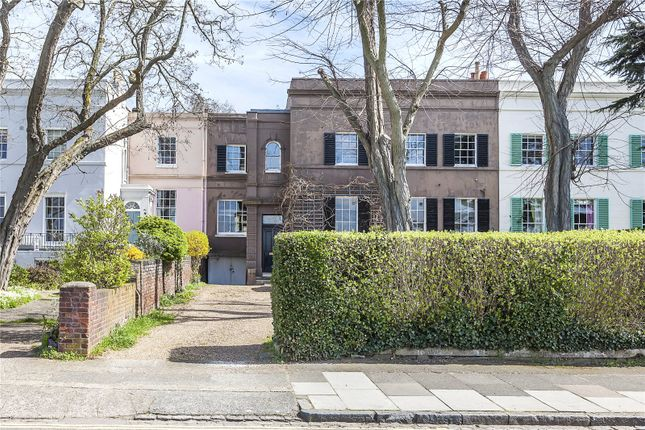 Thumbnail Terraced house for sale in St. Germans Place, London