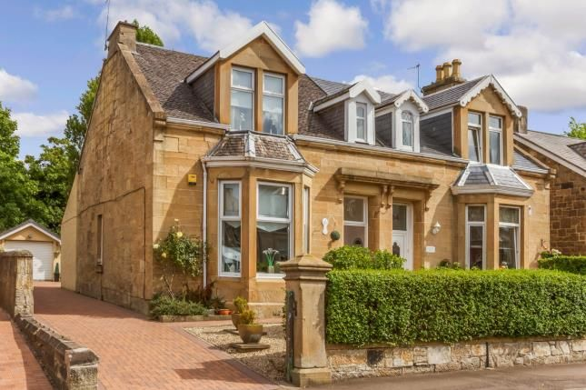 Thumbnail Semi-detached house for sale in Orchard Street, Motherwell, North Lanarkshire, Scotland