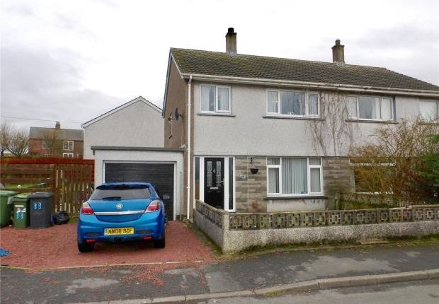 Thumbnail Semi-detached house for sale in Newlands Park, Dearham, Maryport
