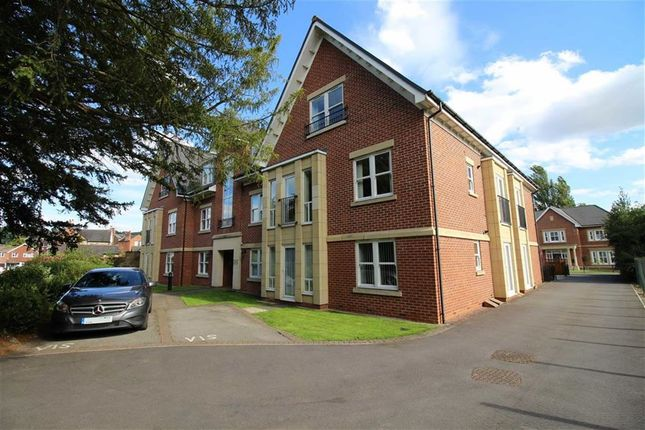 Thumbnail Flat for sale in Abbeydale Court, Wirksworth Road, Duffield