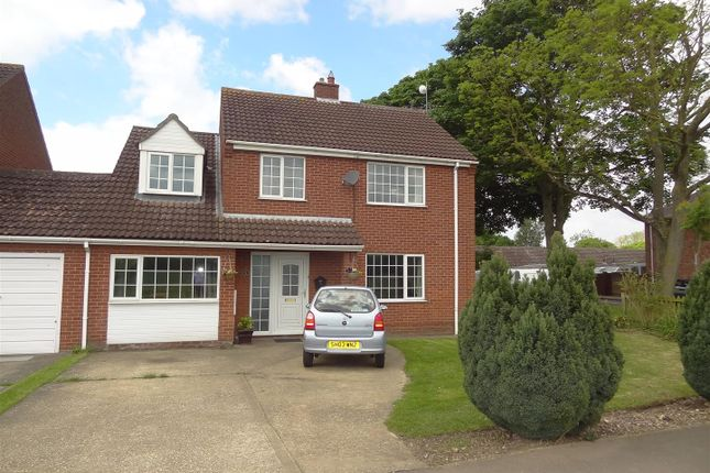 Thumbnail Detached house for sale in Station Road, Digby, Lincoln