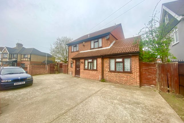 Thumbnail Detached house for sale in Wimborne Avenue, Hayes