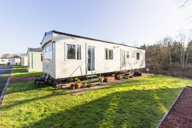 2 bed mobile/park home for sale in Felton, Morpeth, Northumberland