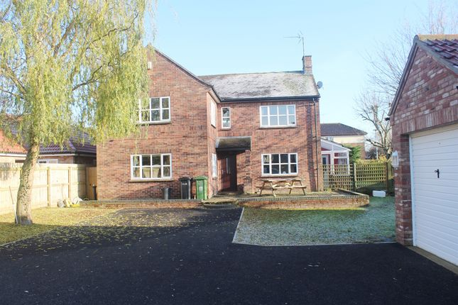 Thumbnail Detached house for sale in Hall Lane, West Winch, King's Lynn