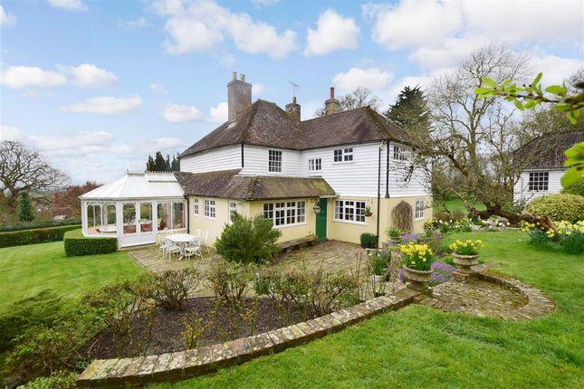 Thumbnail Detached house for sale in Mill Road, Aldington, Ashford, Kent