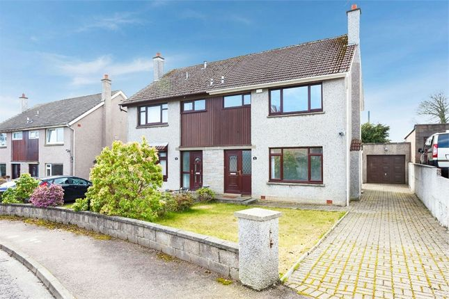 Thumbnail Semi-detached house for sale in Manor Place, Cults, Aberdeen