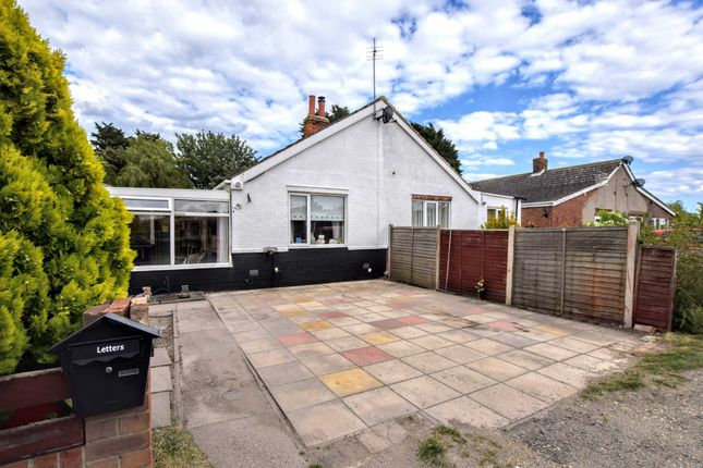 Thumbnail Bungalow for sale in Sea Lane, Saltfleet, Lincolnshire