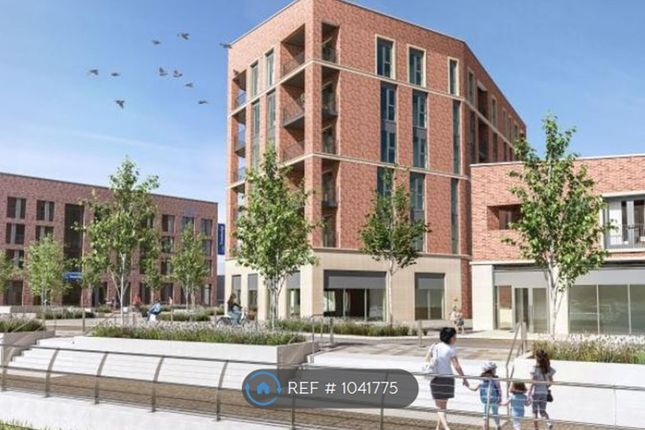 1 bed flat to rent in Limehouse Wharf, Rochester ME1
