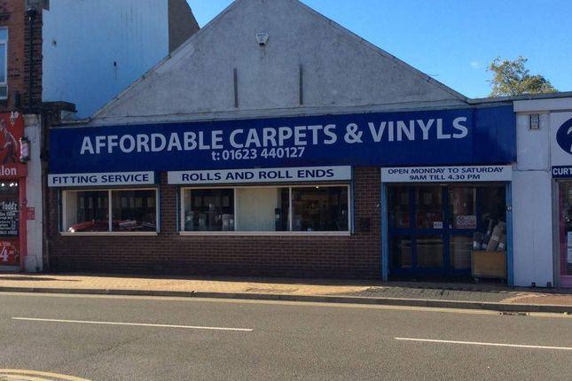 Thumbnail Retail premises for sale in Reform Street Industrial Estate, Reform Street, Sutton-In-Ashfield