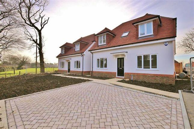 Thumbnail Detached house for sale in Fairseat, Sevenoaks