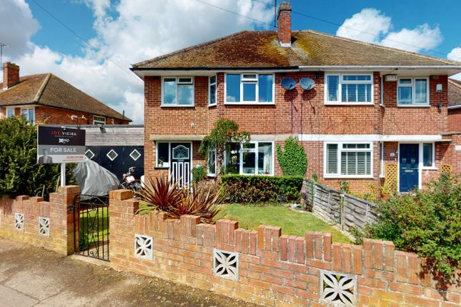 3 bed semi-detached house for sale in Grimsbury Drive, Banbury OX16