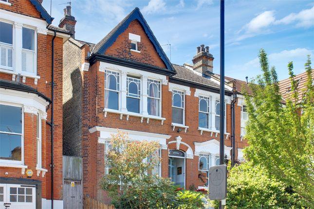 Thumbnail Semi-detached house for sale in Alexandra Park Road, Alexandra Park, London
