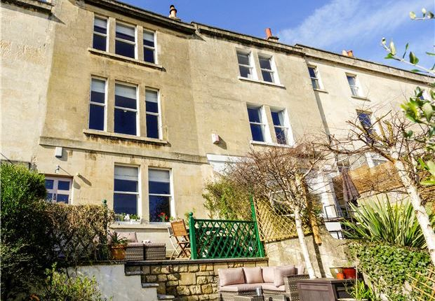Thumbnail Terraced house for sale in Upper Camden Place, Bath, Somerset