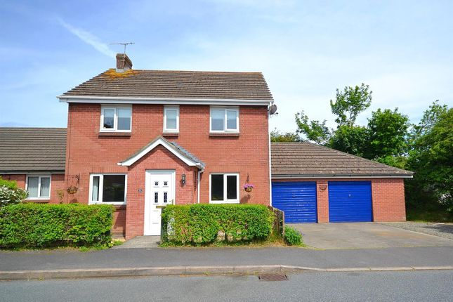 3 bed detached house for sale in Maes Awel, Scleddau, Fishguard SA65