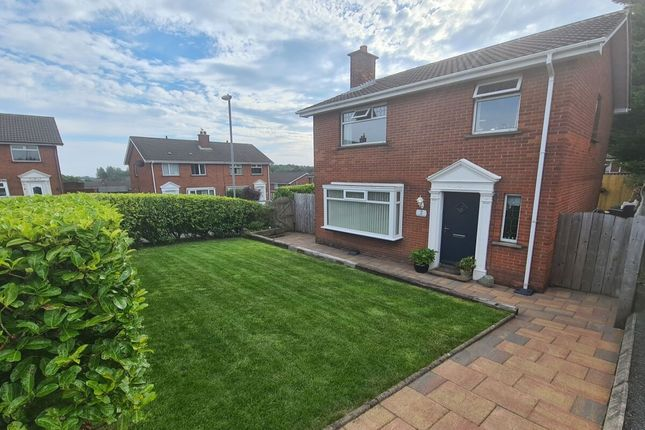 Detached house for sale in Ringhaddy Park, Newtownards
