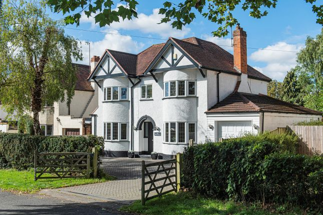 Thumbnail Detached house for sale in Redcliffe Street, Worcester, Worcestershire