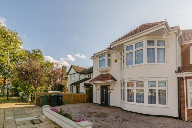 Thumbnail Semi-detached house for sale in The Ridgeway, Kenton, Harrow