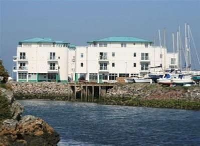 Thumbnail Flat to rent in Trinity Court, Holyhead