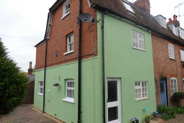 Thumbnail End terrace house to rent in Bryanston Street, Blandford Forum