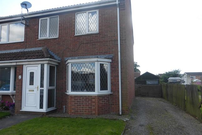 Thumbnail Terraced house for sale in Johnsons Lane, Crowle, Scunthorpe