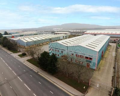 Thumbnail Warehouse to let in 12 & 14/16 West Bank Road, Belfast Harbour Estate, Belfast, County Antrim