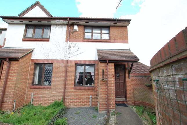 Thumbnail Semi-detached house for sale in Cartel Close, Purfleet
