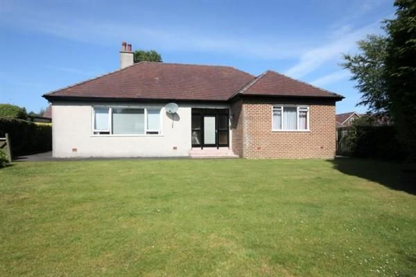 Thumbnail Bungalow for sale in Stonefield Park, Ayr