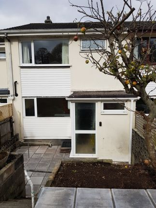 Thumbnail Terraced house to rent in Chellew Road, Truro, Cornwall
