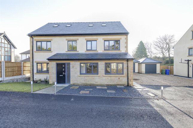 Thumbnail Detached house for sale in The Oaks, Helmshore Road, Haslingden, Rossendale