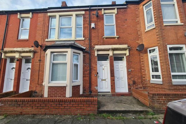 Thumbnail Flat to rent in Myrtle Grove, Wallsend