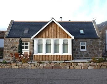 Thumbnail Detached house to rent in Monyburn Cottage, Drumoak, By Banchory