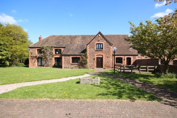 Thumbnail Barn conversion for sale in Clare, Clare Street, North Petherton, Bridgwater