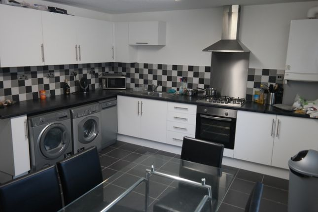 Thumbnail Town house to rent in Gadd Street, Nottingham