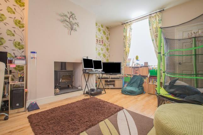 Living Room of Berry Street, Burnley, Lancashire BB11