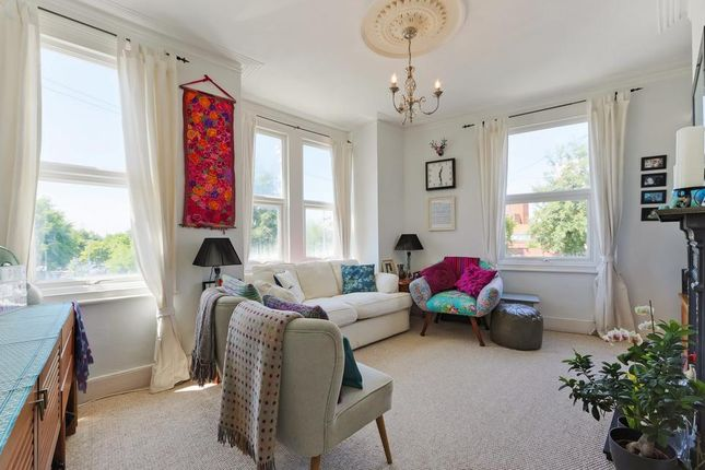 Thumbnail Flat for sale in Maybury Street, London