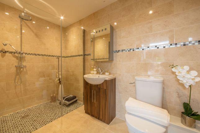 Shower Room of 19 Elmbridge Manor, Elmbridge Village, Cranleigh, Surrey GU6