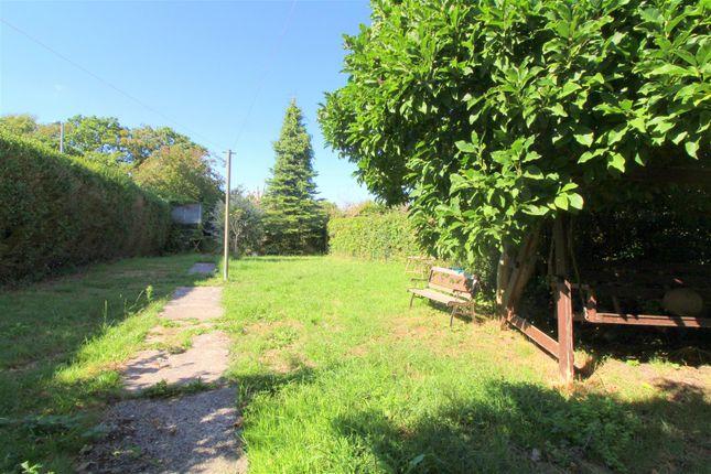 Garden of Shooting Field, Steyning BN44
