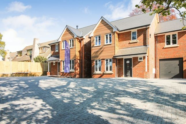 Thumbnail Detached house for sale in Warsash Road, Locks Heath, Southampton