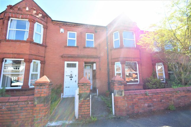 Thumbnail Terraced house for sale in Gerald Street, Wrexham