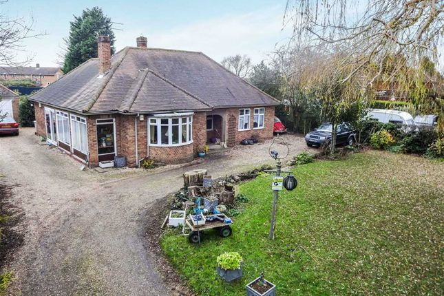 Thumbnail Bungalow for sale in Eastgate, Louth Road, Wragby, Market Rasen
