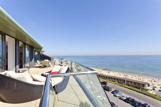 Thumbnail Flat for sale in The Point, Marina Close, Boscombe Spa, Bournemouth