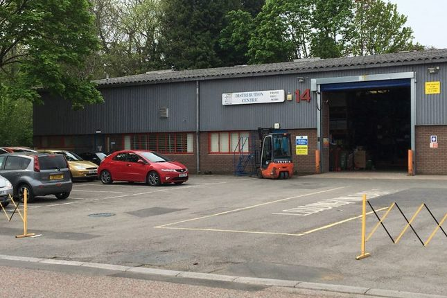Thumbnail Industrial to let in Unit 14, Court Road Industrial Estate, Cwmbran