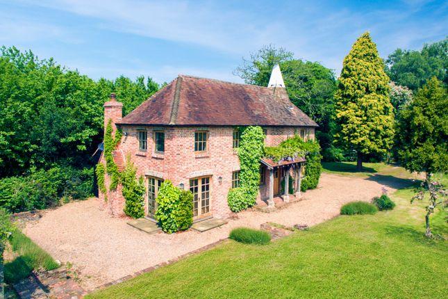 Thumbnail Detached house for sale in Barrnetts Hill, Peasmarsh