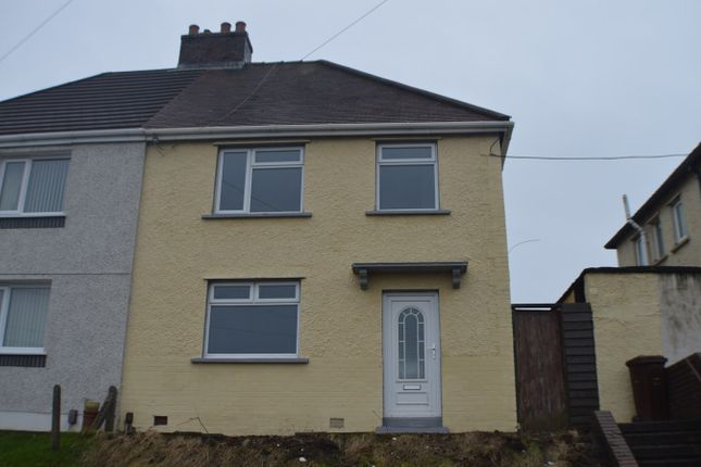 Thumbnail Semi-detached house to rent in Olive Branch Crescent, Neath