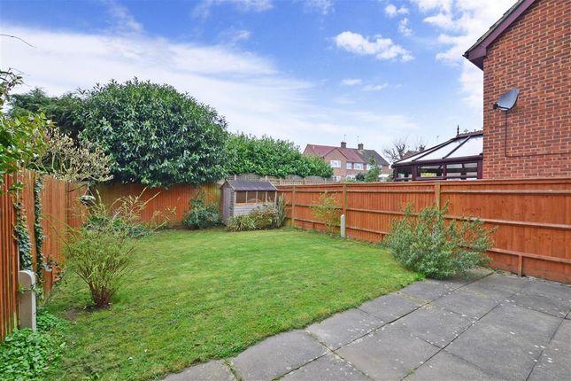 Thumbnail Detached house for sale in Tolsey Mead, Borough Green, Sevenoaks, Kent